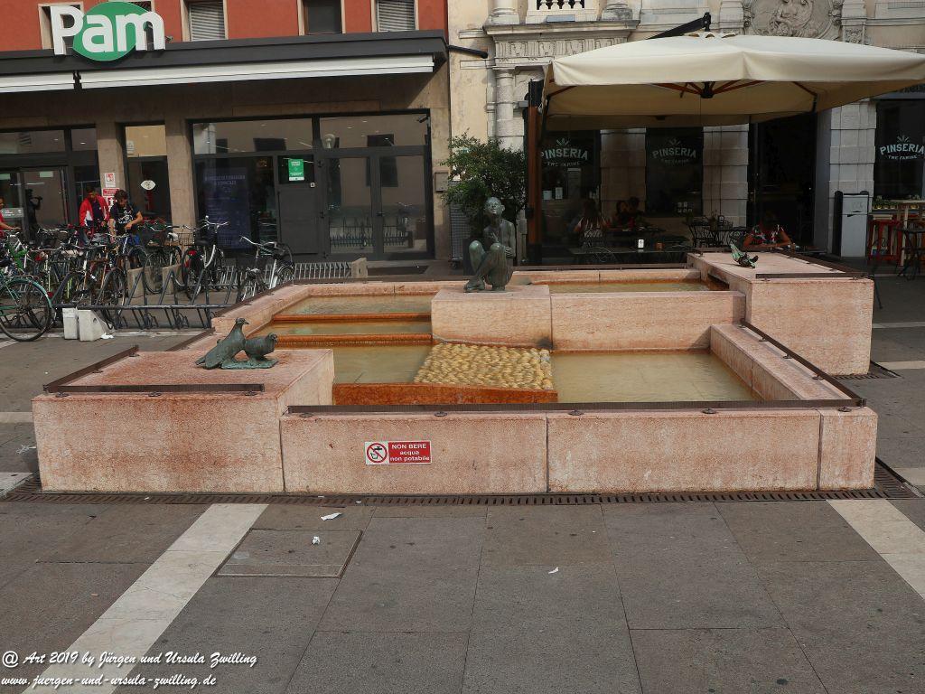 Padua - Padova in der Po Ebene - Italien