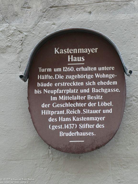 Regensburg - Bayern - Donau