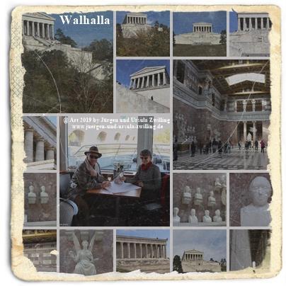 Walhalla - Regensburg - Bayern - Donau