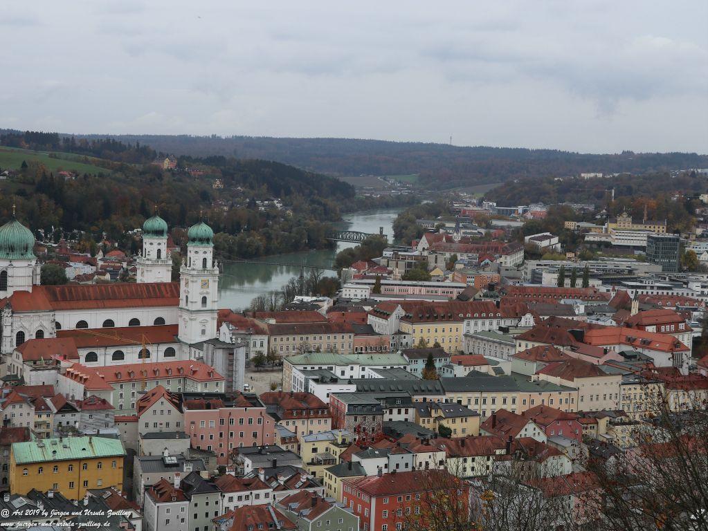 Passau an der Donau - Bayern