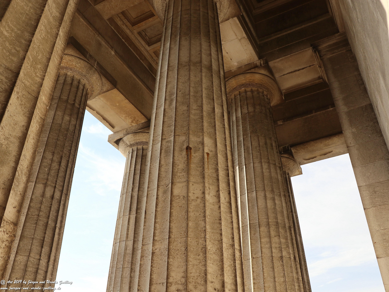 Walhalla - Säulen