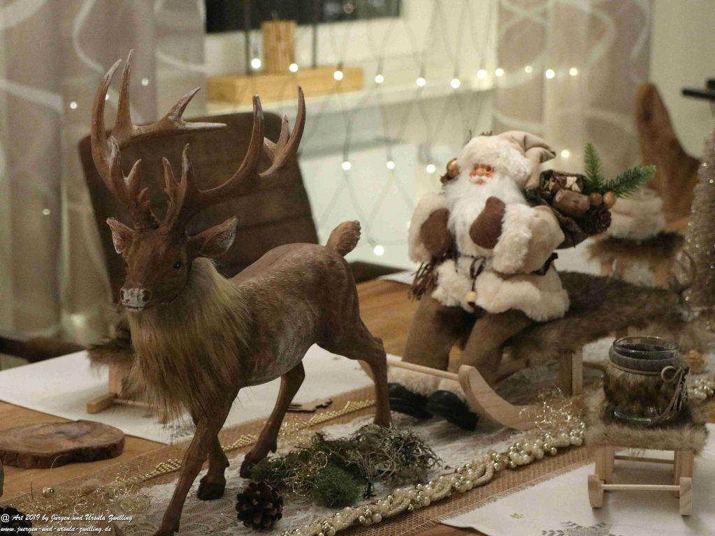 Galerie Weihnachts - Deko 2019