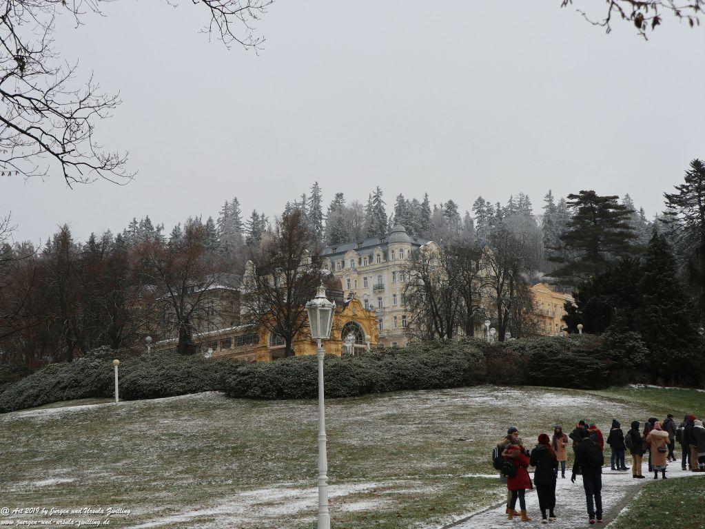 Mariánské Lázně (Marienbad) - Region Böhmen - Tschechien
