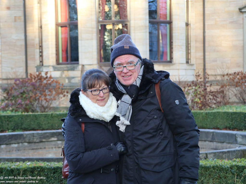 Bayreuth mit Weihnachtsmarkt - Bayern