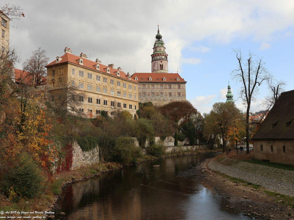 Český Krumlov (Krumau an der Moldau) - Tschechien