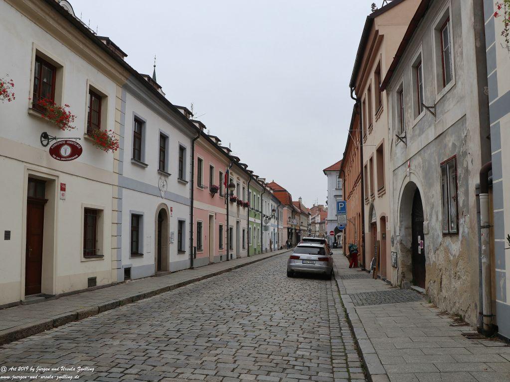České Budějovice (Budweis an der Moldau) - Tschechien