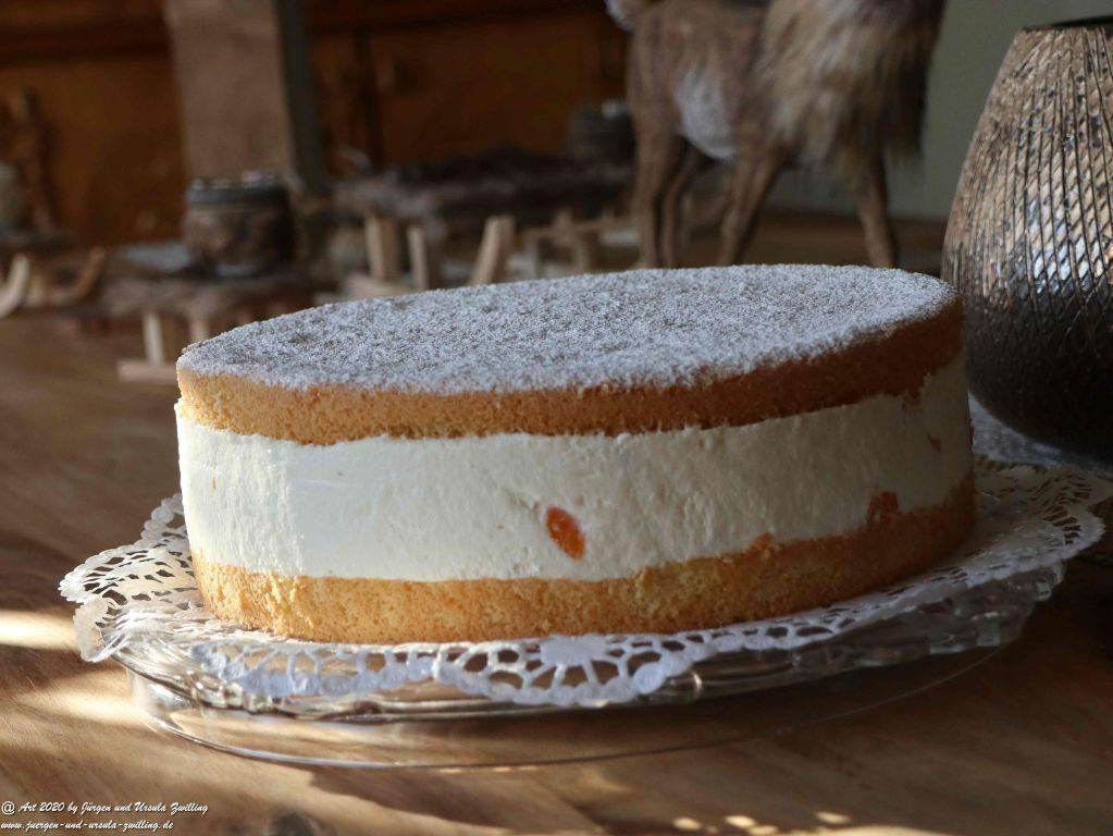 Ursula's Käse-Sahne-Torte der Klassiker