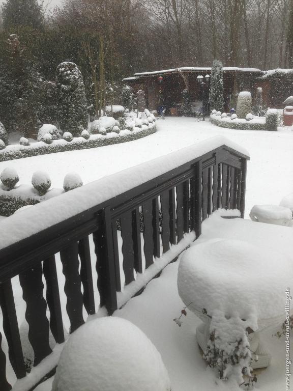 12.03.2013 Wintereinbruch