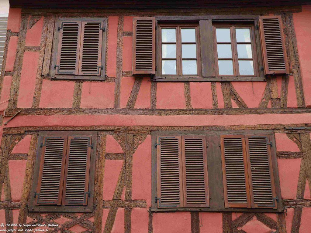 Strasbourg - Straßburg - Elsass - Frankreich