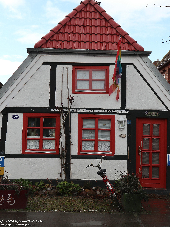 Burg auf Fehmarn - Haus