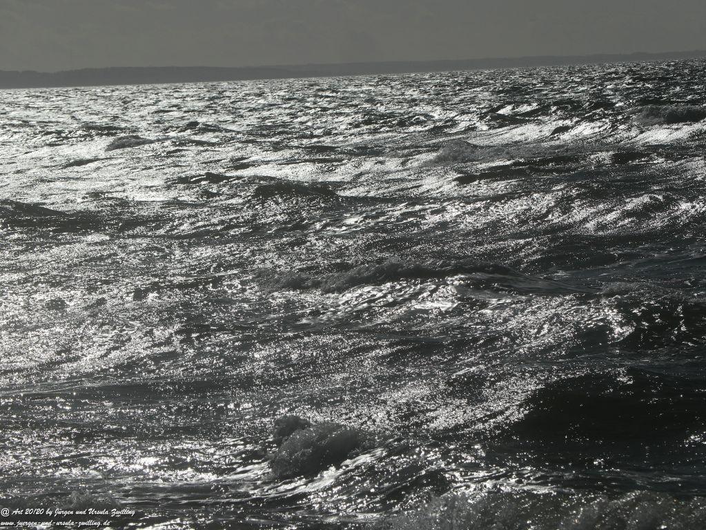 Philosophische Bildwanderung Flügge - Wallnau - Flügge - Insel Fehmarn - Ostsee