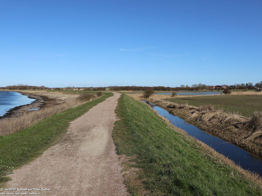 Philosophische Bildwanderung Fehrmarnsundbrücke - Teschendorf - Fehmarnsundbrücke  Insel Fehmarn - Ostsee