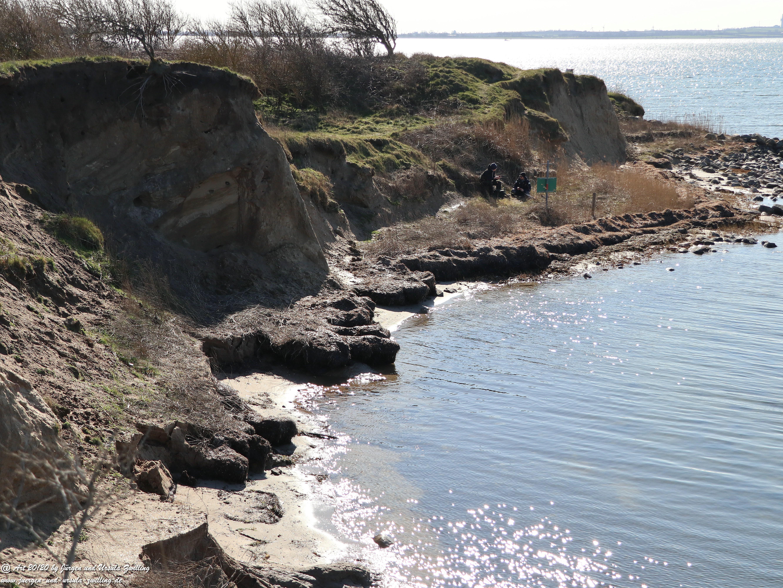 Steilküste Fehmarnsundbrücke