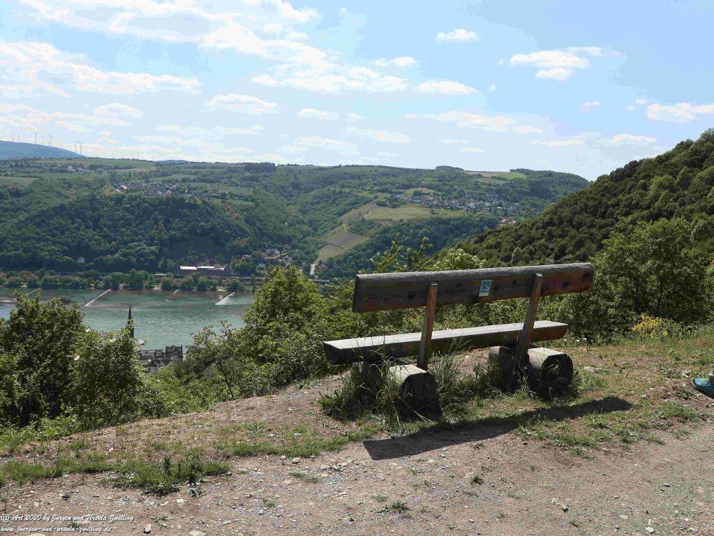 Philosophische Bildwanderung Rhein-Wisper-Glück - Taunus