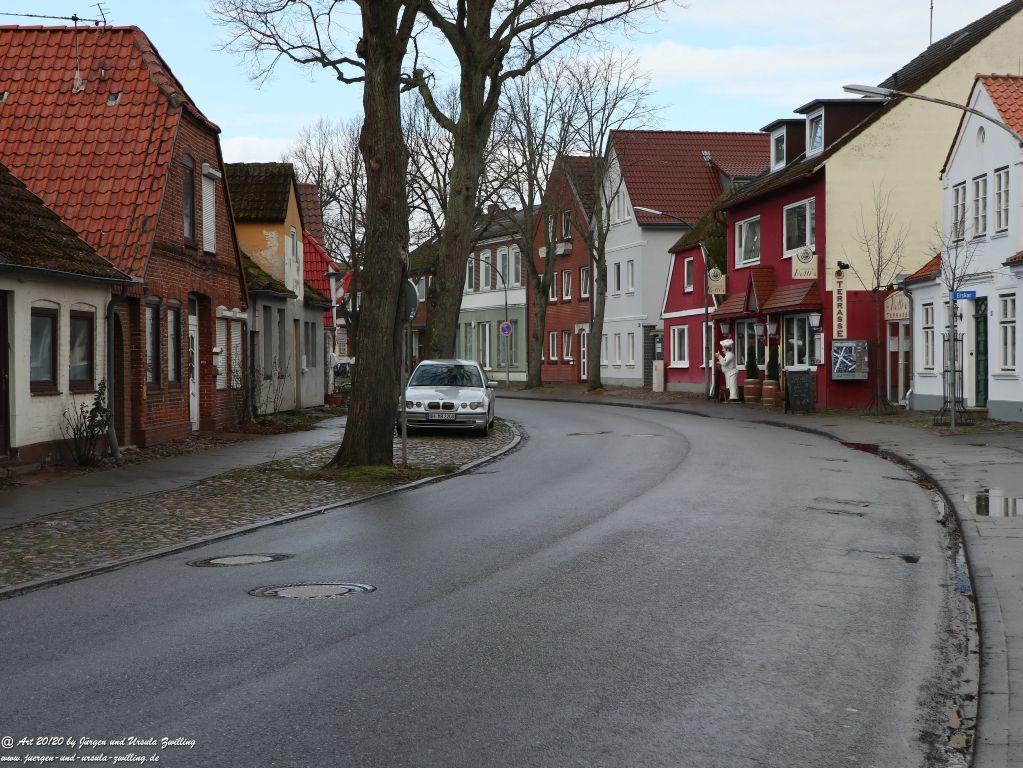 Burg auf Fehmarn - Insel Fehmarn - Ostsee
