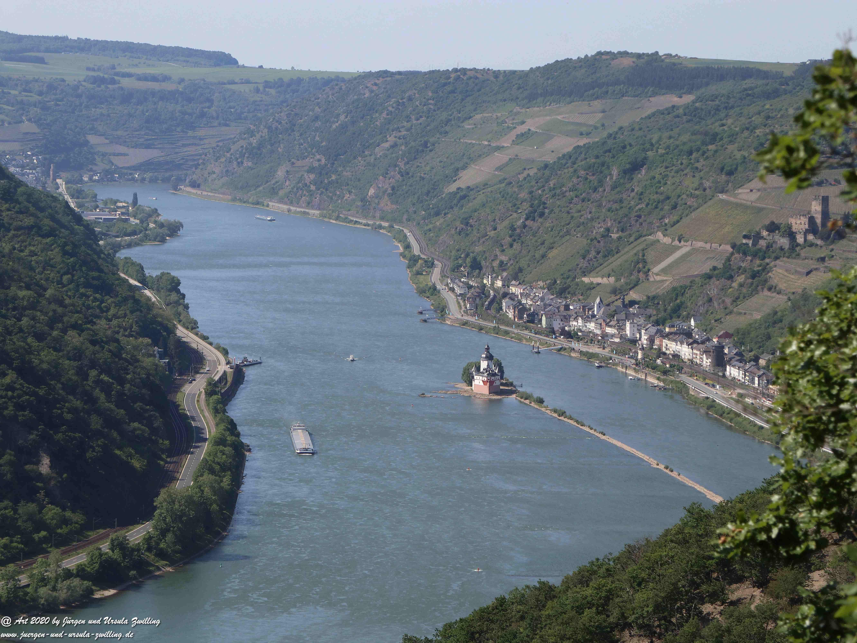 Kaub am Rhein 1