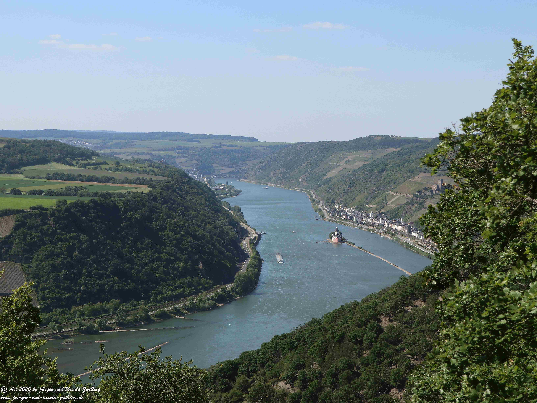 Kaub am Rhein 2