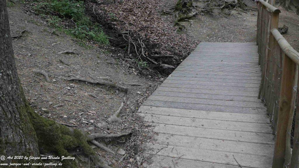 Hochwildschutzpark Rheinböllen - Hunsrück