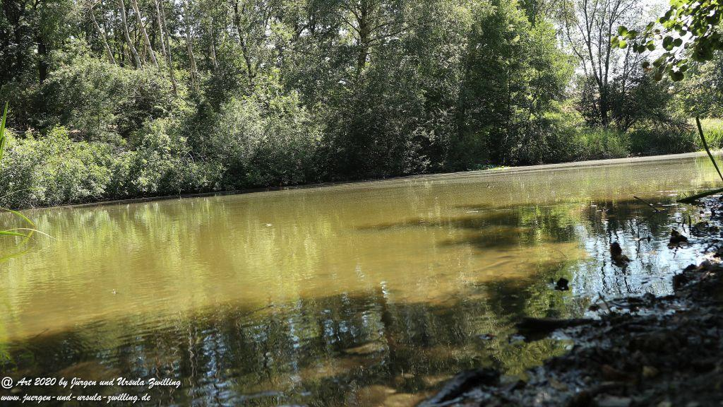 Philosophische Bildwanderung  Der Überhöhische Wisper Trail - Taunus