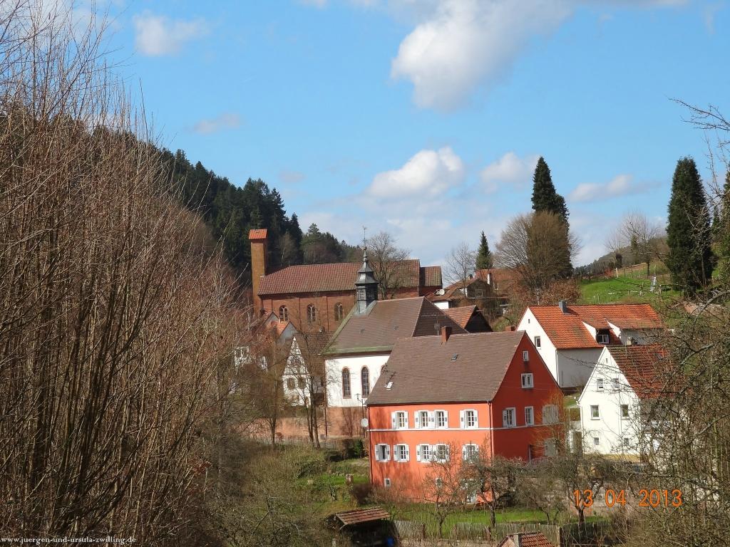 Wandertour Felsenland Sagenweg Etappe 3
