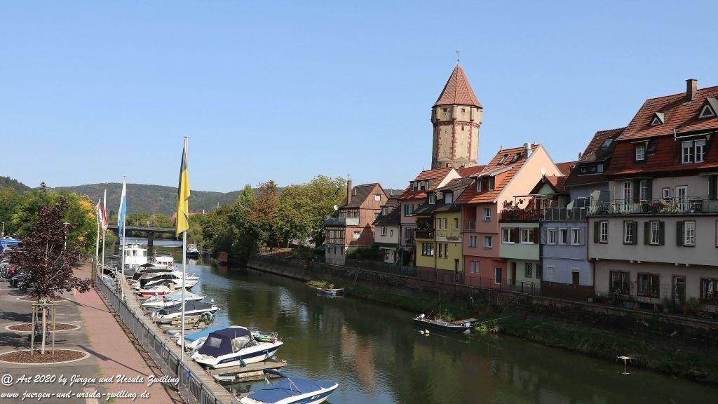 Wertheim - Tauber  - Main -  Baden-Württemberg