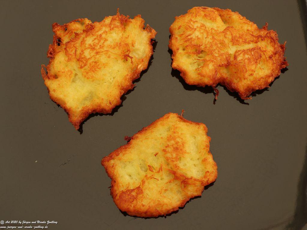 Ursula's Kartoffelpuffer