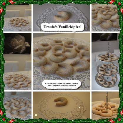 Ursula's Vanillekipferl