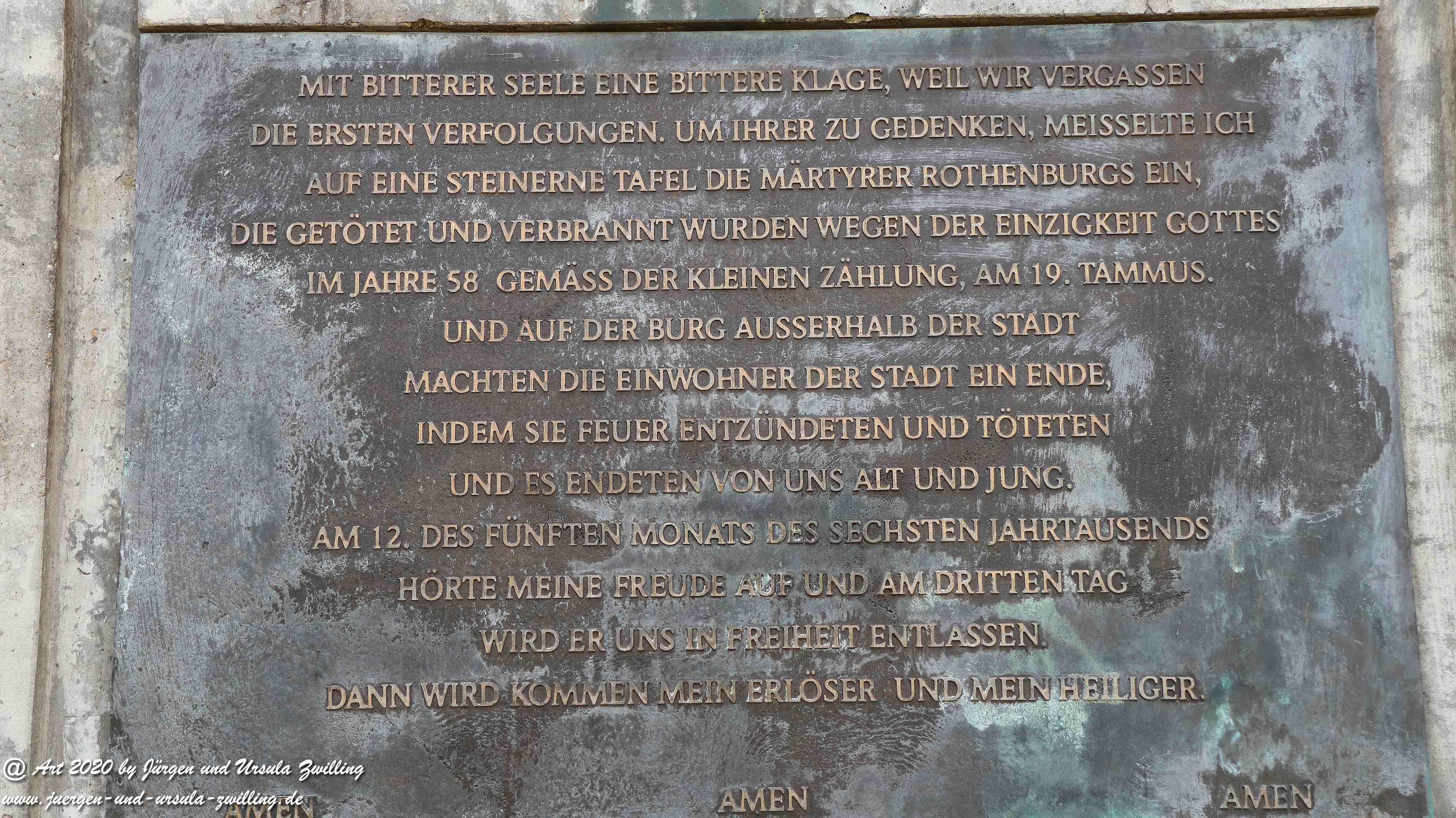 Rothenburg ob der Tauber 2
