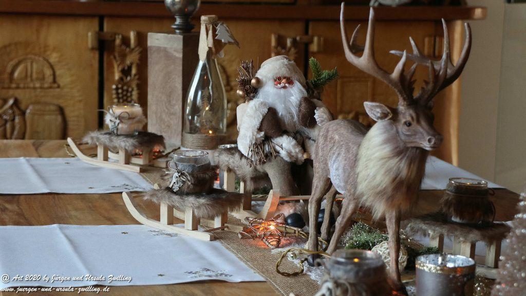Ursula's Galerie Advents- und Weihnachtsdeko