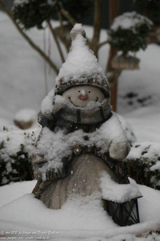 Schneegarten