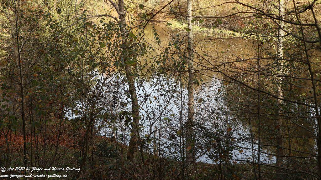 Philosophische Bildwanderung Wollmerschieder Grenzweg Wisper Trail - Taunus