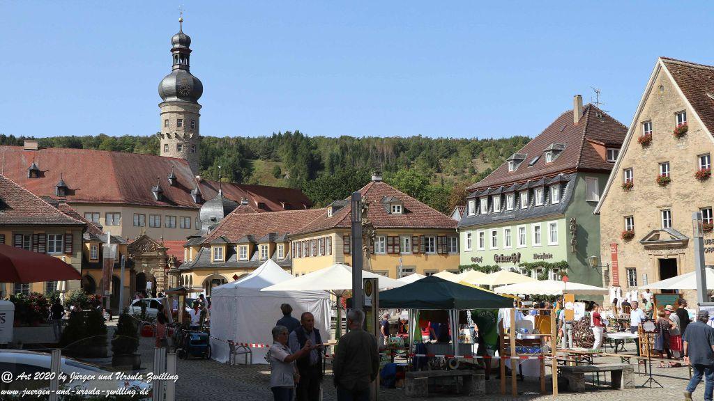 Weikersheim -Main-Tauber-Kreis - Baden-Württemberg