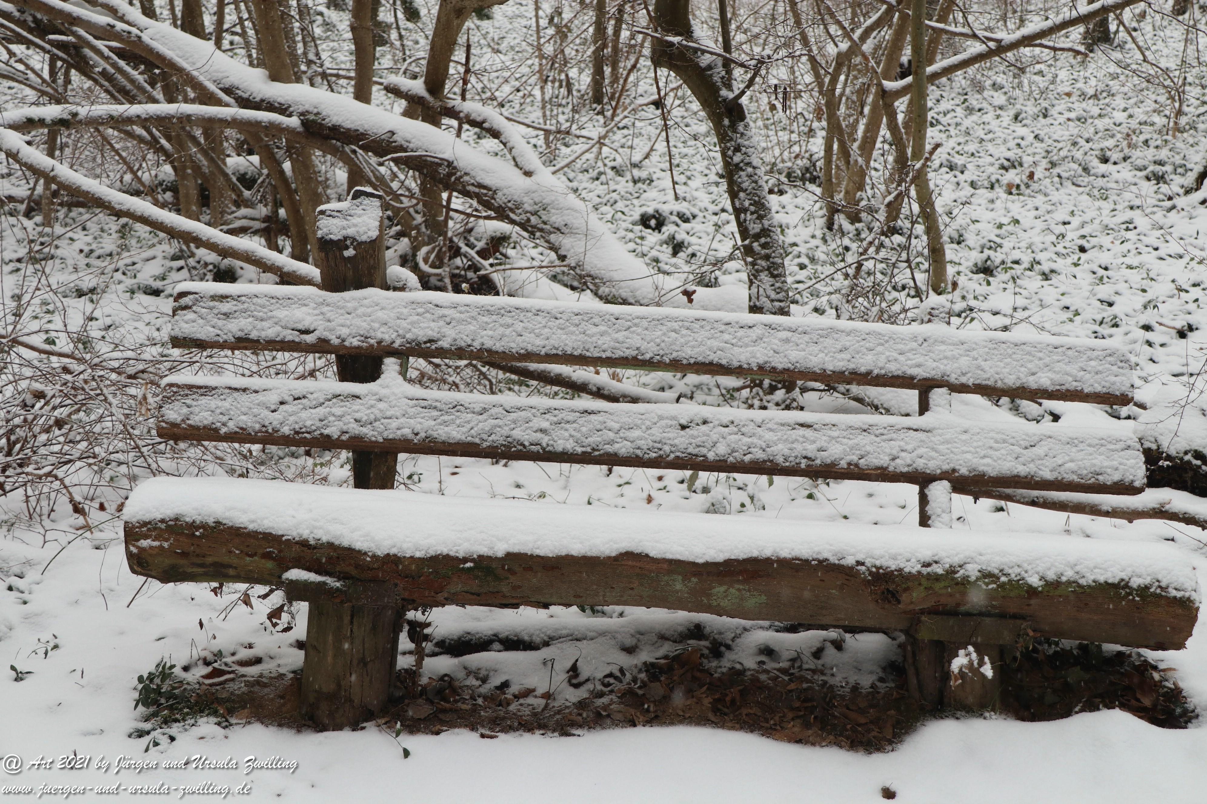 Schnee in Rheinhessen 12