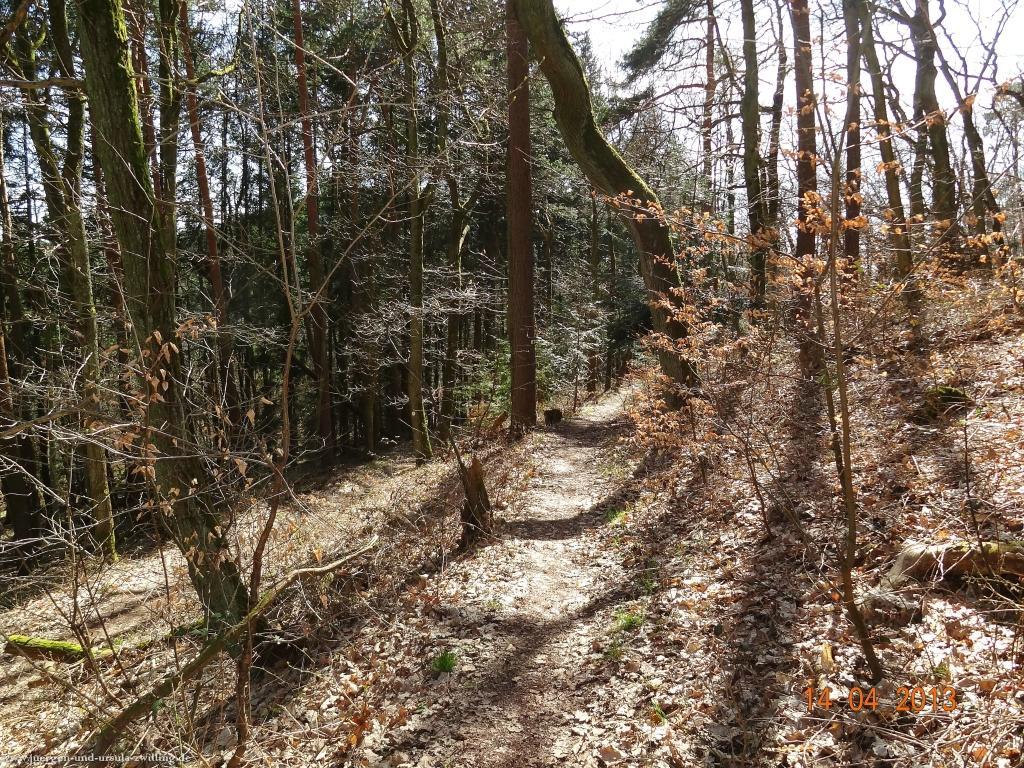 Wandertour  Pfälzer Hüttentour