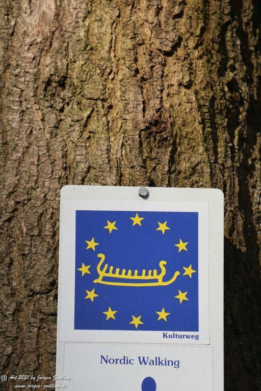 Philosophische Bildwanderung Europäischer Kulturweg - Aschaffenburg - Spessart