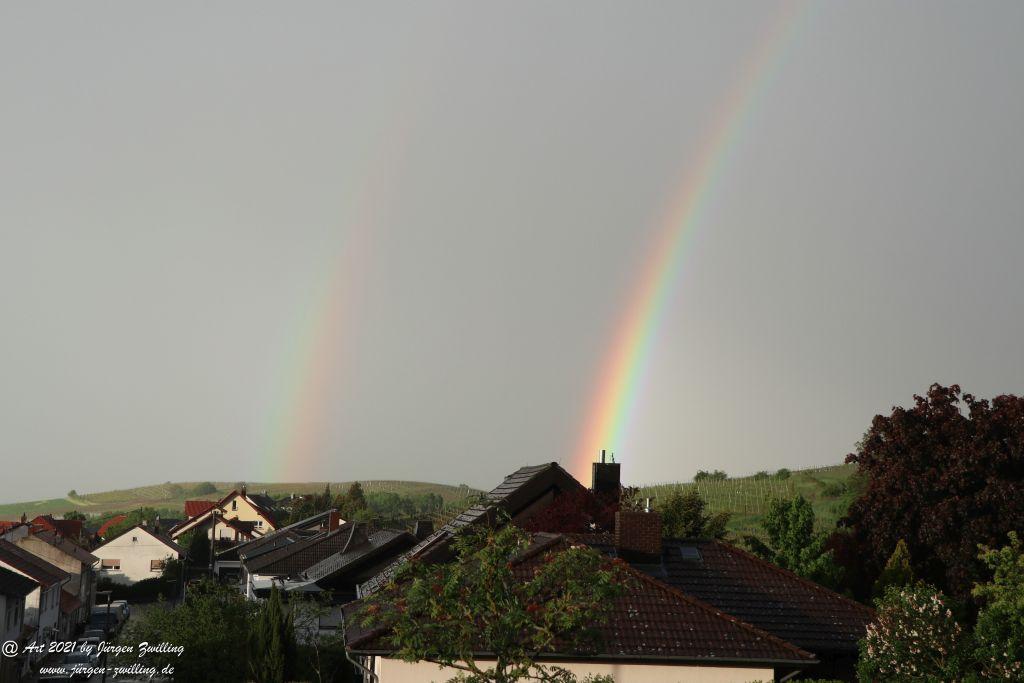 Regenbogen - Hackenheim - Rheinhessen