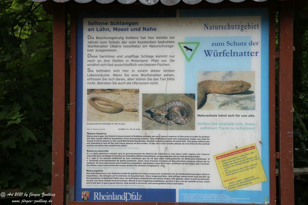 Philosophische Bildwanderung von Bad Kreuznach nach Bad Münster am Stein - Nahetal - Rheinhessen