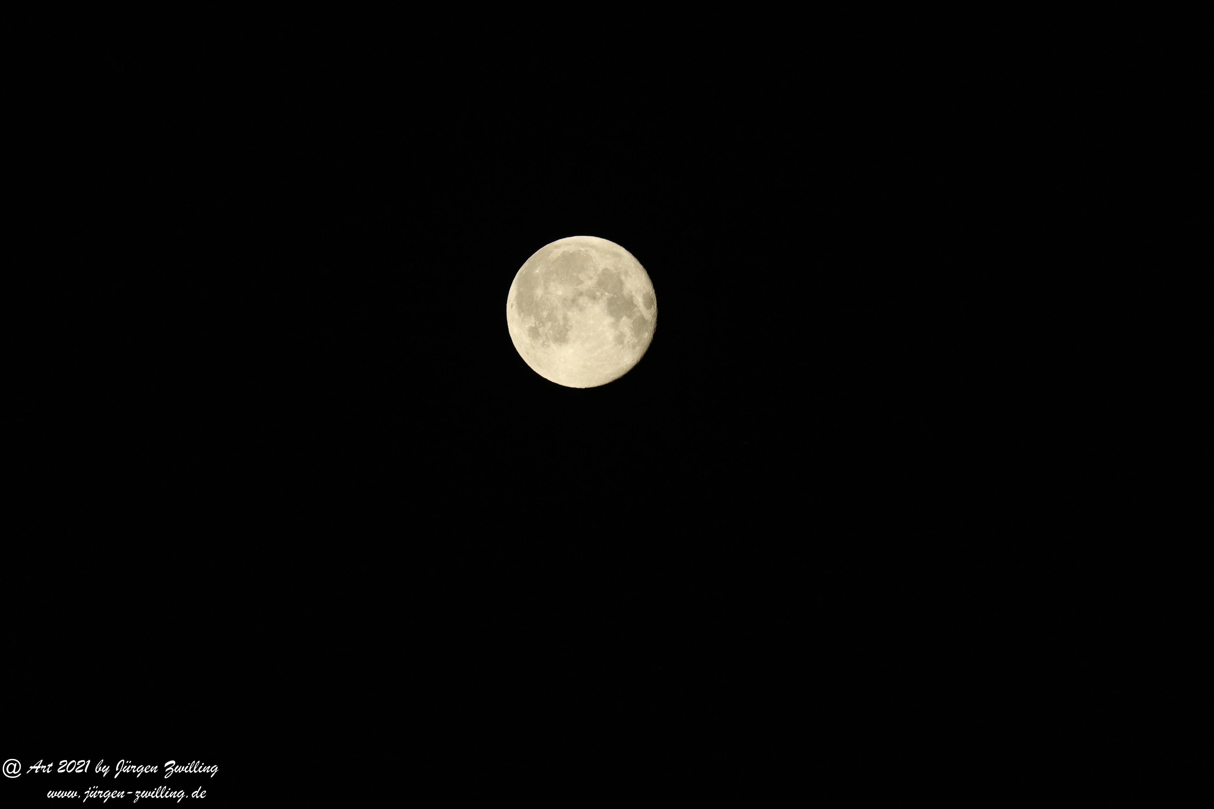 Mond über Mainz 1