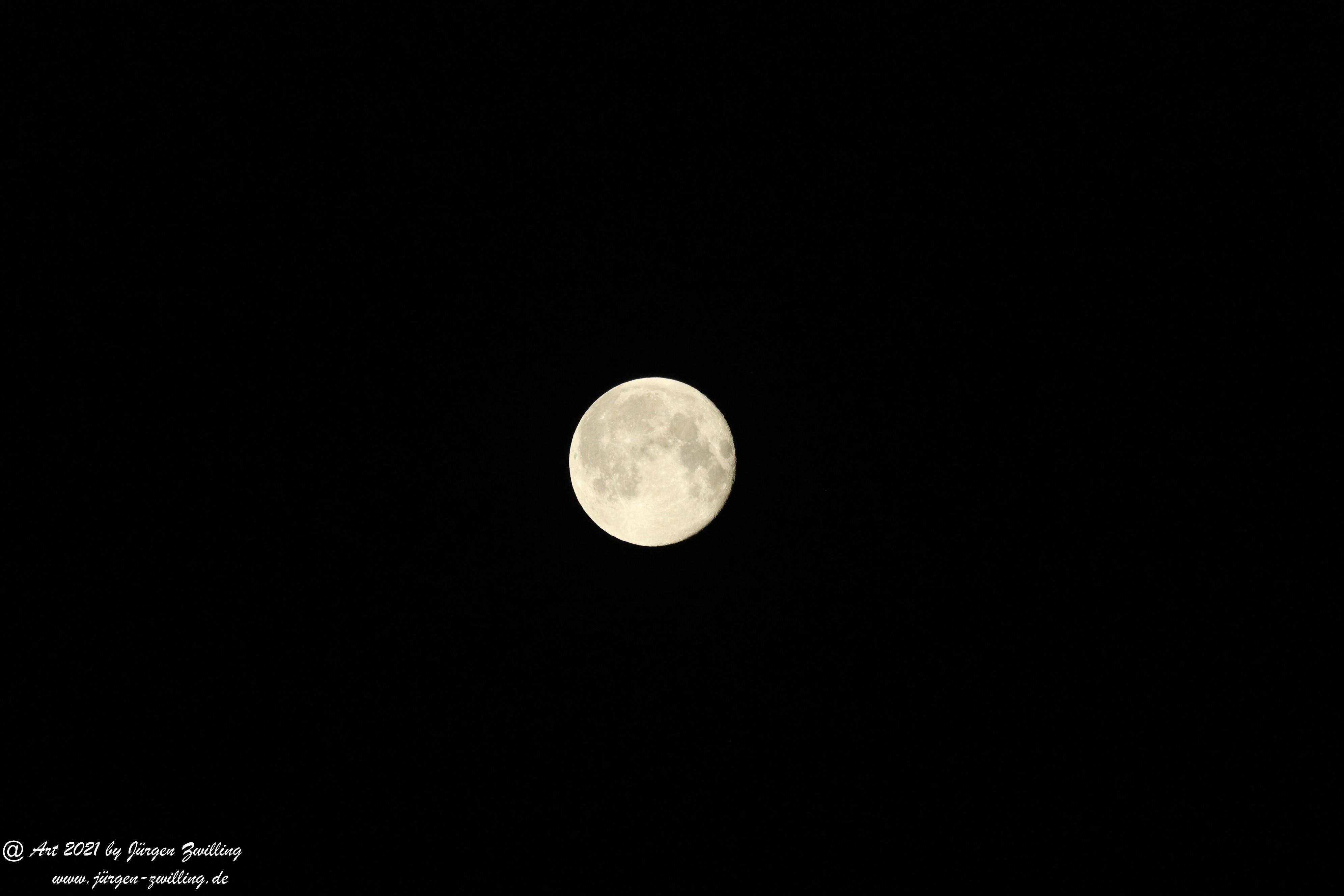 Mond über Mainz 2