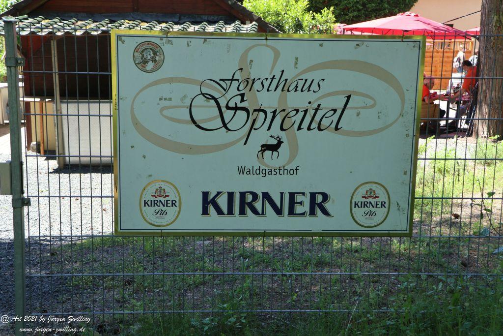 Philosophische Bildwanderung Vom Kirchberg in Hackenheim zum Gasthaus Streibel und zurück