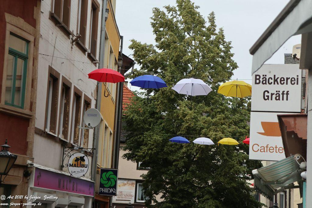 Beschirmtes Bad Kreuznach - Rheinhessen