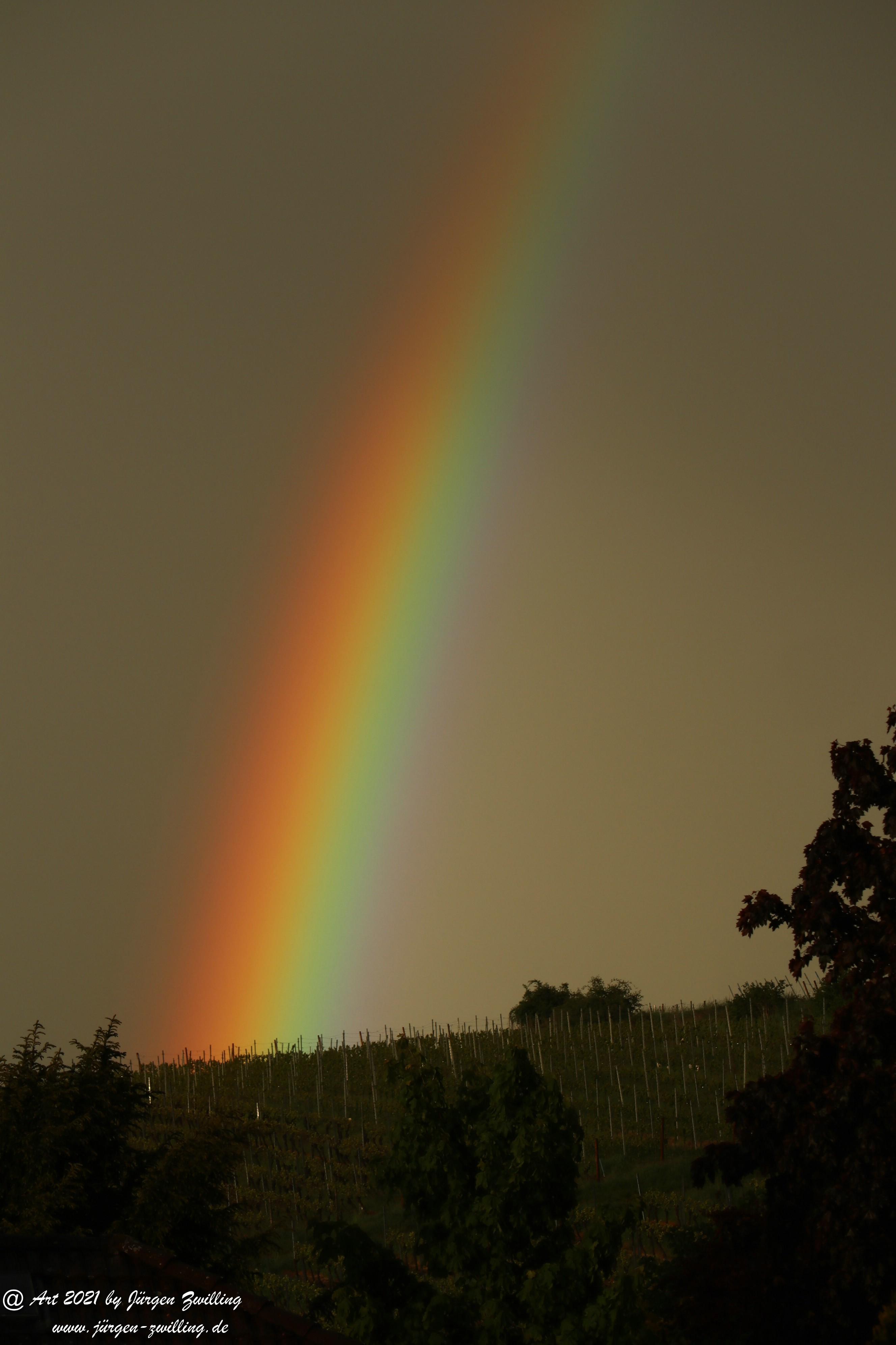 Regenbogen 7