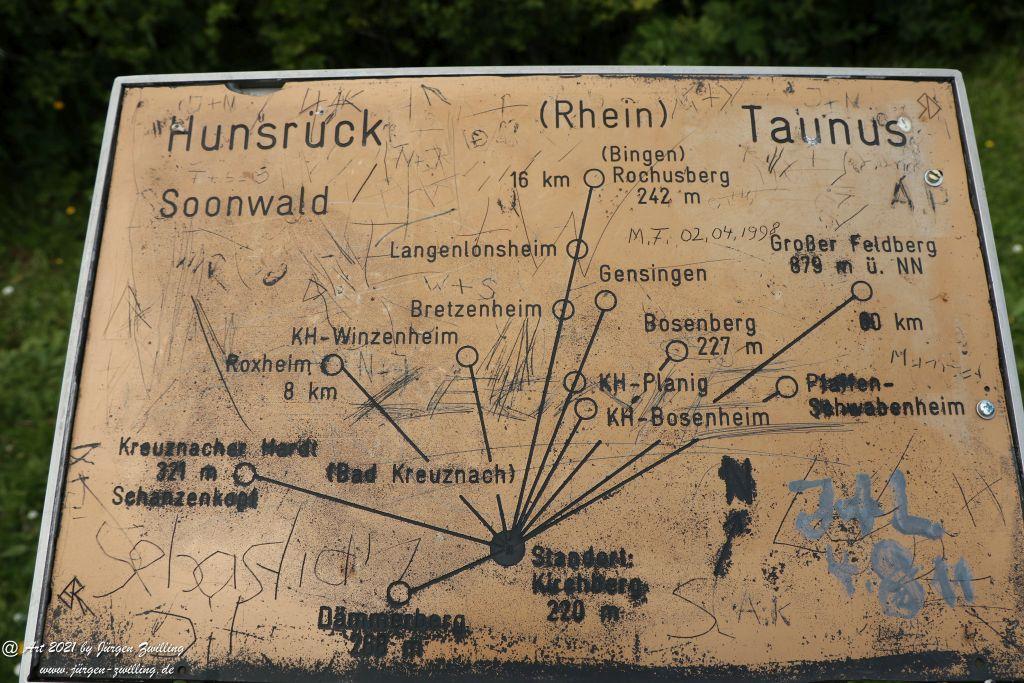 Kirchberg in Hackenheim - Rheinhessen