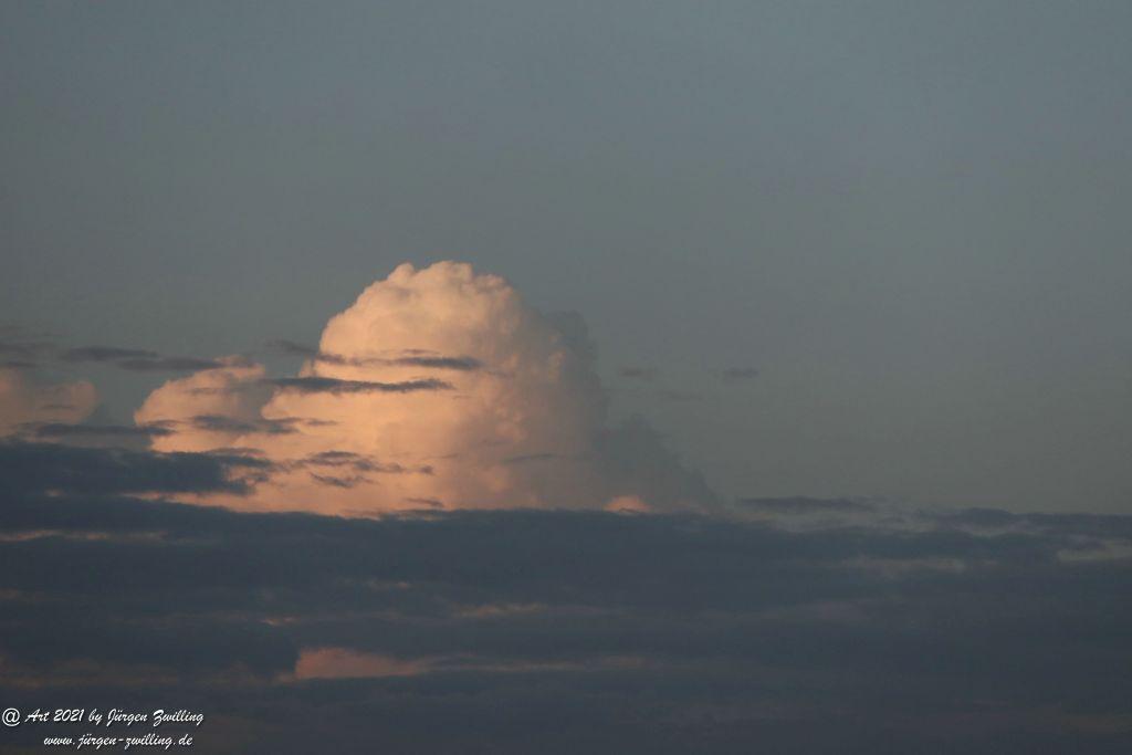 Wolkenhimmel über Hackenheim - Nahetal - Rheinhessen