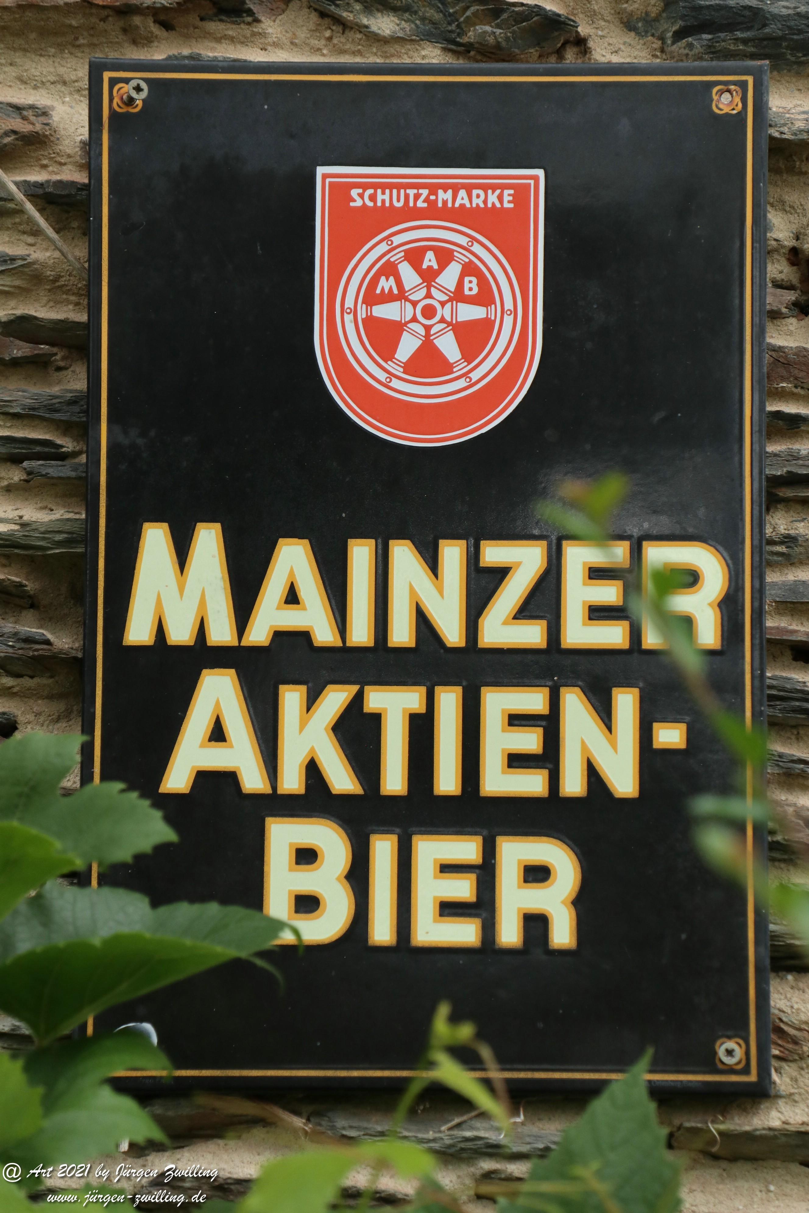 Mainzer Aktien Bier 1