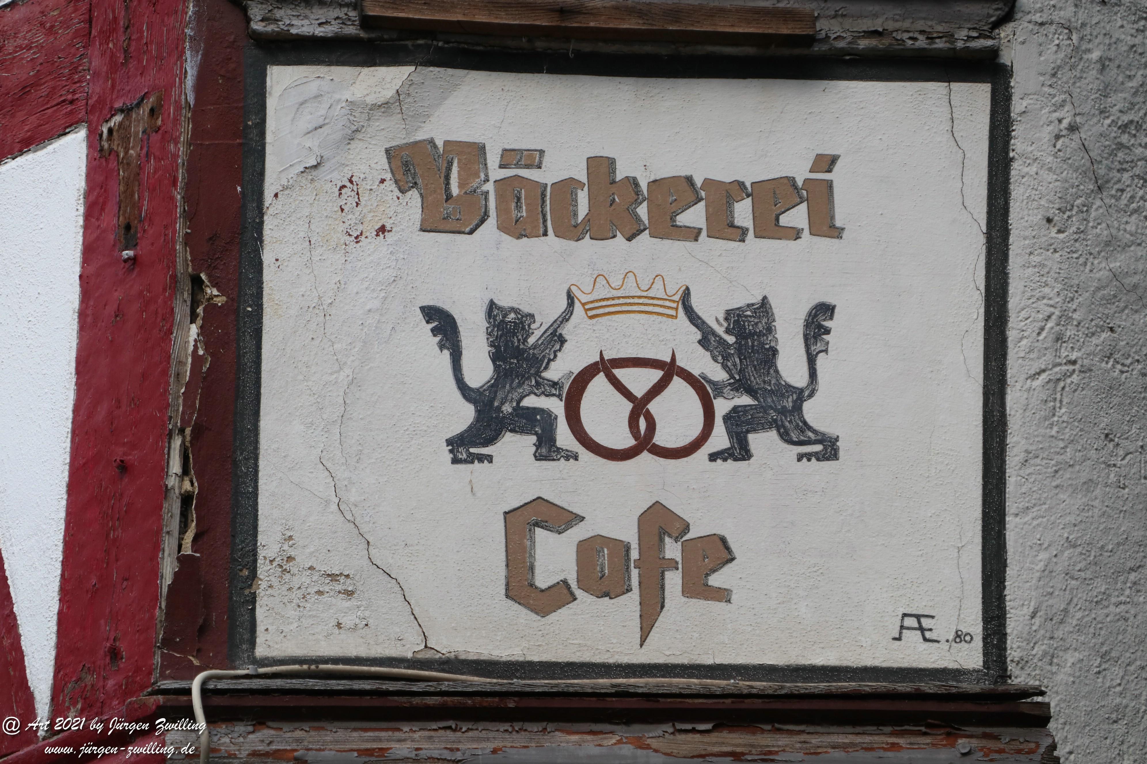 Bäckerei und Cafe