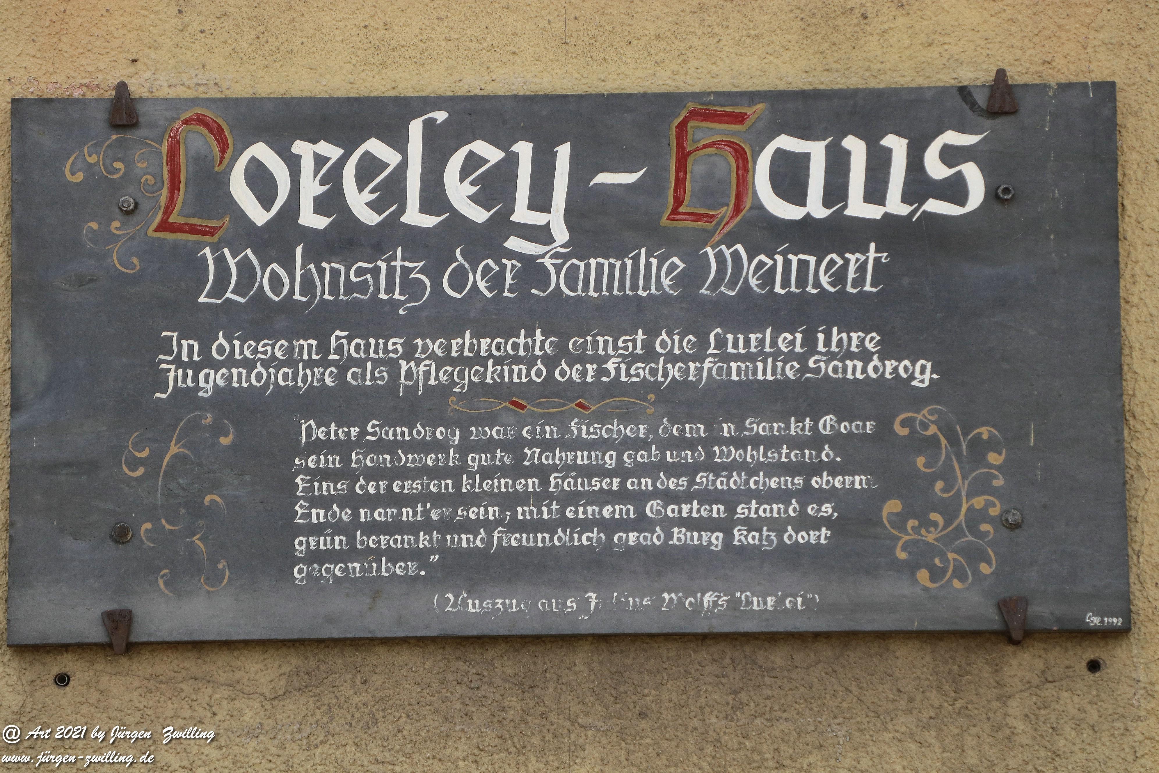 Loreley - Haus