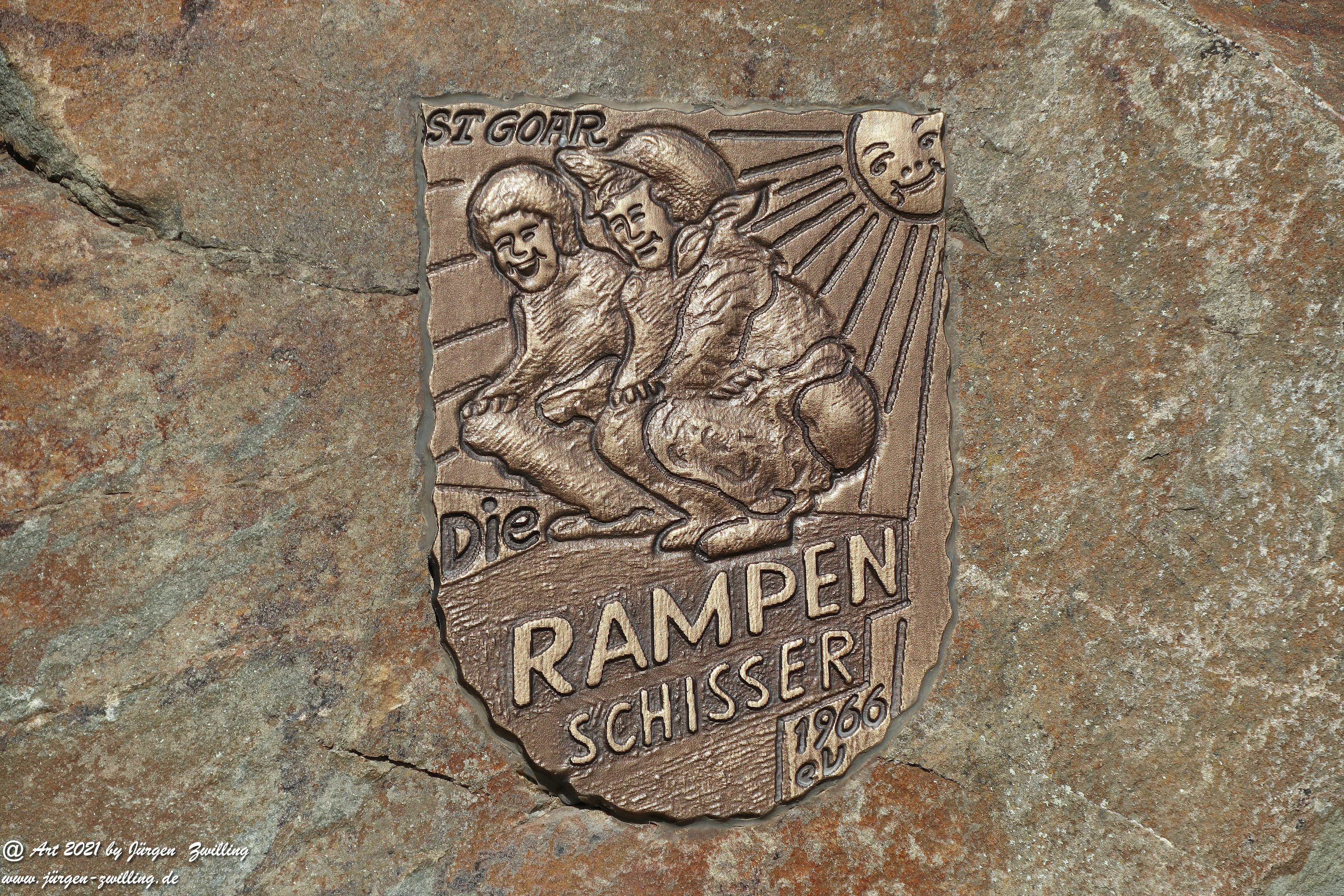 Rampen - Schisser