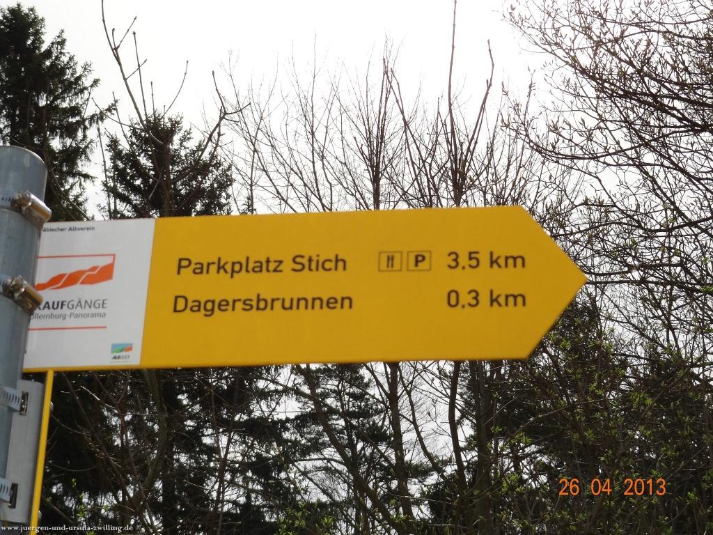 Philosophische Bildwanderung Traufgang  Zollernburg-Panorama