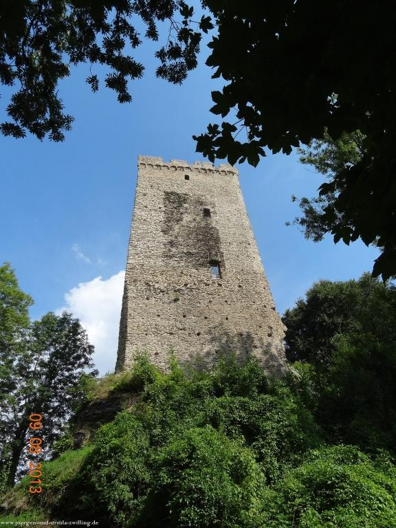 Philosophische Bildwanderung Waeller-Tour-Brexbachschluchtweg
